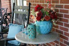 My Kentucky Living : Back Porch Refresh