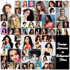 Foreign Actresses in Bollywood - List of 50+ Foreign Actresses who have acted in Hindi Films!