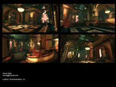 Ghostbusters Environment 18 (protoncharging, 2013)