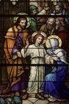 LECTIO DIVINA: Evangelio del Domingo de la Sagrada Familia, ciclo C, 30 de diciembre de 2012  Lc 2, 41-52  «Los padres de Jesús  lo encuentran en el templo»