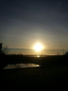 Sunrise on Grand Manan