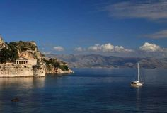 """VISIT GREECE  In the beautifully preserved Old Town of #Corfu, a UNESCO world heritage site, Renaissance, Baroque and Classical """"repertoire"""" came to be successfully applied to local artistic traditions."""