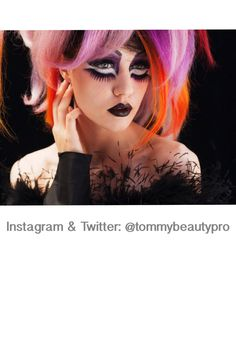 Instagram & Twitter @tommybeautypro