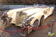 ♠ The Nautilus car ♠ The League of Extrodinary Gentalmen!