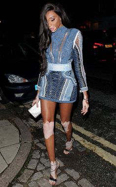 <p>Simply stunning! The actress is spotted in New York City.</p>