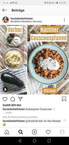 Couscous, Eggplants, Cooking, Recipies