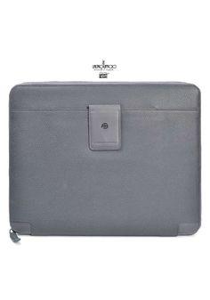 Collezione Vibe Piquadro PB1164VI Portablocco Blu//Grigio