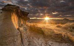 恐竜州立自然公園-の世界遺産