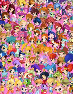 Póster personajes PopPixie http://poderdewinxclub.blogspot.com.ar/2013/11/poster-personajes-poppixie.html