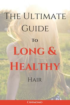 Long and Healthy hair tips and tricks