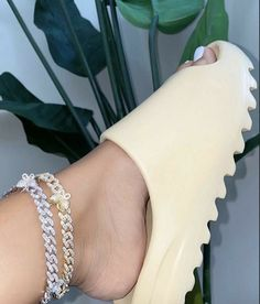 Cuban Link Butterfly Anklet Cuban Link Butterfly Bracelet | Etsy Butterfly Bracelet, Hype Shoes, Fresh Shoes, Looks Style, Cute Jewelry, Luxury Jewelry, Luxury Shoes, Anklets, Shoe Game