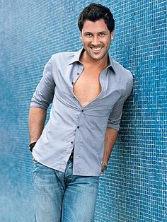 Maksim...I want one!! Not only is he hot but he has moves :)