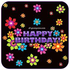 Happy Birthday To You Happy Birthday Emoji, Happy Birthday Gif Images, Birthday Wishes Greeting Cards, Free Happy Birthday Cards, Happy Birthday Video, Happy Birthday Celebration, Happy Birthday Wishes Cards, Happy Birthday Flower, Friends Family