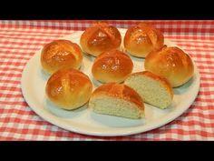 Receta fácil de pan de viena - YouTube