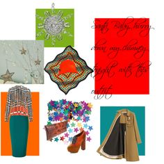 II Santa Baby..., created by #anthrofashionist on #polyvore. #fashion #style #Marni #Mulberry