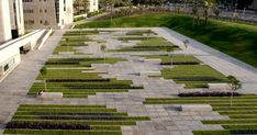 Ben-Gurion University Square in Israel by Chyutin Architects