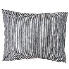 Buy your Varvunraita pillow cover from Marimekko at Nordic Nest. Home Textile, Textile Design, Fabric Design, Marimekko, Scandinavian Living, Nordic Design, Linen Bedding, Ikat, Bed Pillows
