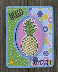 Stampin' Away the Day: The Stamps of Life ~ pineapple2stamp