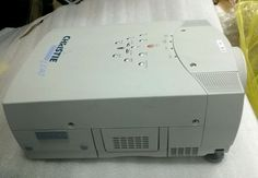 Christie LCD Projector for sale online Projectors For Sale, Projector Lens, Ebay