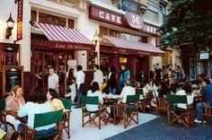 """Bar Notable """"""""LOS 36 BILLARES"""""""", fundada en 1894  Buenos Aires  Argentina"""