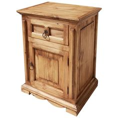 Mansion Nightstand(Door opens Right)
