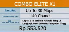 logo paket first media combo elite