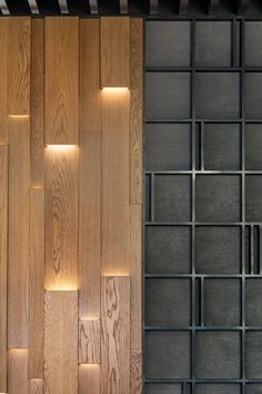 Home Decoration Design Ideas Wooden Wall Design, Wooden Wall Panels, Wall Decor Design, Wooden Walls, Ceiling Design, Lobby Interior, Interior Walls, Interior Lighting, Interior Architecture