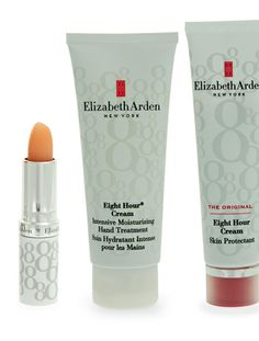 Elizabeth Arden Eight (8) Hour cream - essential multi purpose product for dry skin, hands and lips