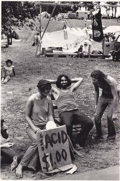 woodstock 1969...this really explains so much about our parent's generation...