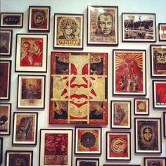 Obey - Art in the streets - L.A.