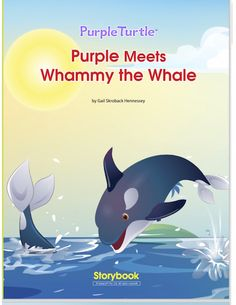 Another story in the Purple Turtle Series. In this story, Purple Turtle and friends visit a Marine Park to celebrate Squirty's birthday. They meet Whammy the whale. Should killer whales live in a marine park or be free to live in the ocean? After reading the story, kids can share their thoughts. https://www.teacherspayteachers.com/Product/Purple-Turtle-Meets-Whammy-the-Whale-2060268