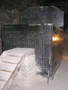 The mystery of the 100 ton 'boxes' at the Serapeum of Saqqara: Ancient precision at its best