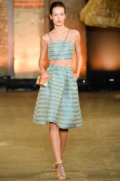 Christian Siriano | Spring 2014 Ready-to-Wear Collection | Style.com