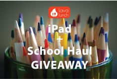 iPad + Awesome School Supply Haul Giveaway   MumbleBee Inc    Enter to win a brand new iPad + Incredible School Supply haul worth over $500!   At least eighteen (18) years of age at the time of entry. Has an email address (If you win, we will contact you via email) Has a social media account (Facebook, Pintrest, Instagram) Open to US & Canada only   Winners will be selected in a random drawing from all eligible entries received. Random drawing will be conducted on or about August 15, 11:59…