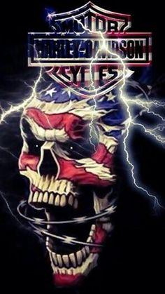 Vtg 80s 3d Emblem Harley Davidson Rolling Thunder T Shirt