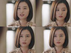Decendants Of The Sun, Kim Ji Won, Seesaw, Korean Actresses, K Idols, Pretty Face, Kdrama, Short Hair Styles, Army