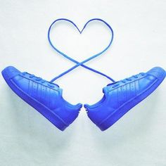 Another shoe that makes me wanna start working out... #blue #motivate #fitness
