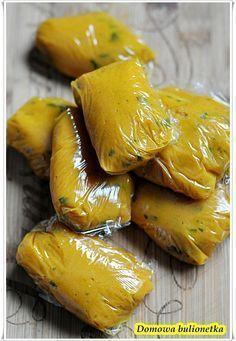 domowa kostka warzywna Yummy Eats, Yummy Food, Avocado Cream Sauces, Cooking Recipes, Healthy Recipes, Polish Recipes, Health Eating, Food Design, Food To Make