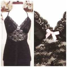 Cosmopolitan Lingerie Lace Babydoll Top Extra cute  Cosmopolitan  Intimates & Sleepwear Chemises & Slips