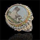 Cavalier King Charles Ring - One of a Kind Lydia Courteille, Paris