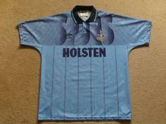 Tottenham Hotspur Third football shirt 1991 - 1994 Retro Football 20ed07358