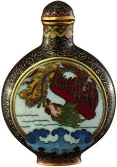Asiatica China Snuff bottle