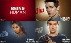 Being Human U.S.