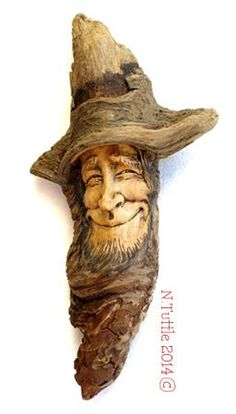 """""""Nothin' Better""""    6½ inches tall and 3½ inches across the brim of his hat.  Signed and dated:   N. Tuttle 8/31/14"""