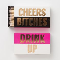https://farewellpaperie.com/collections/matchboxes/products/cheers-bitches-drink-up-matchbox