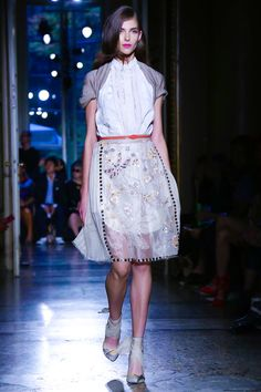 Aquilano Rimondi Ready To Wear Spring Summer 2015 Milan