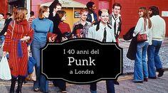 Il 4 gennaio iniziano a Londra i festeggiamenti dei 40 anni del punk con appuntamenti ed eventi che dureranno tutto l'anno.