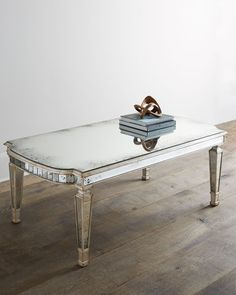 Dresden Mirrored Coffee Table Pinterest Tables And
