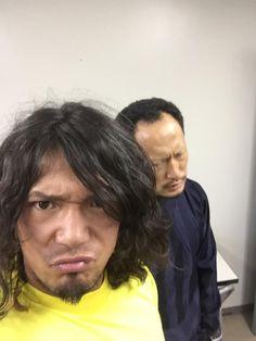 YAMATO & Punch Tominaga