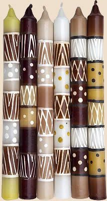 African Candles - African Tapers, Coffee - Fair Trade